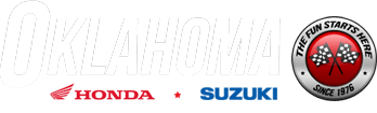 Oklahoma Honda Suzuki is located in Del City, OK 73115